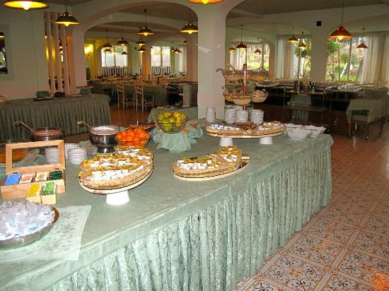 Hotel Parco Maria Terme: ristorante