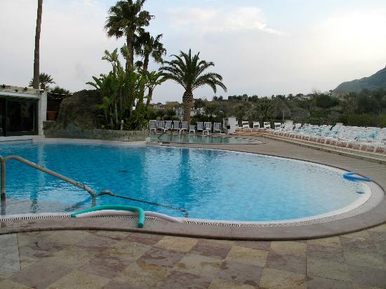 Hotel Parco Maria Terme: piscine termali all'aperto