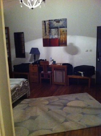 Le Pavillon de l'Emyrne: Zimmer 3
