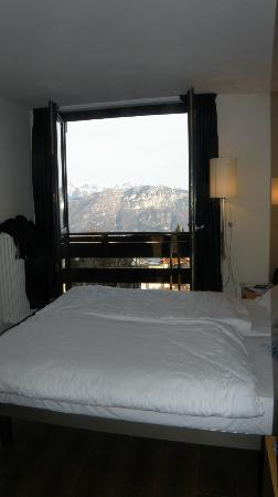 Dolomiti Chalet Family Hotel : View from the room