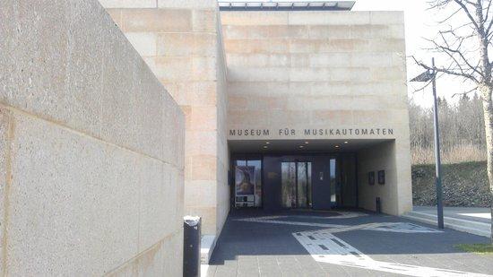 Museum fur Musikautomaten