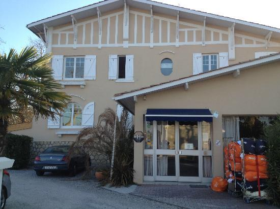 Hotel Le Grain de Sable : Hotel
