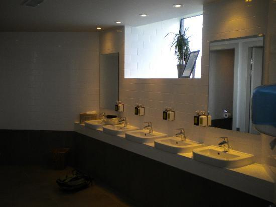 Brodick, UK: Lovely ladies toilets in hotel
