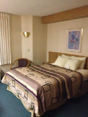Sleep Inn & Suites Edgewood Near Aberdeen Proving Grounds: nice small room