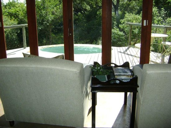 Tintswalo Safari Lodge: Room view