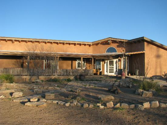 Burnt Well Guest Ranch: Bunkhouse