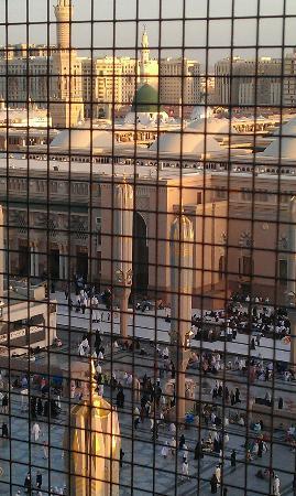 InterContinental Madinah-Dar Al Iman : From my room window