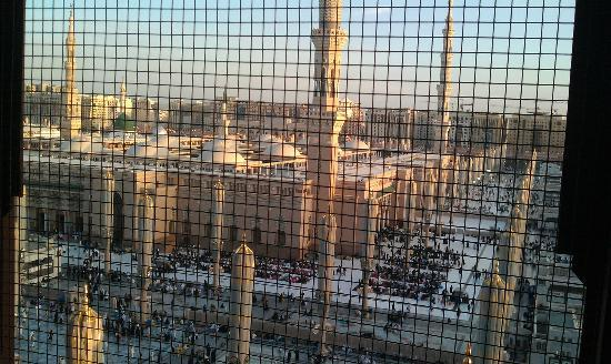 InterContinental Madinah-Dar Al Iman: From my room window