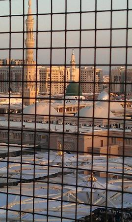 InterContinental Madinah-Dar Al Iman : From my room window