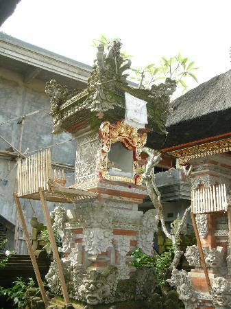 Pondok Pundi Village Inn & Spa: private area