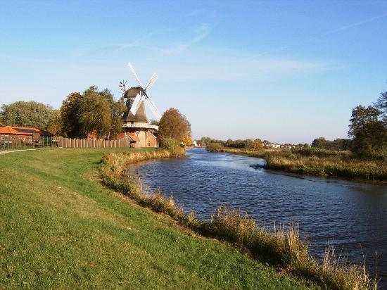 Landgasthof Hengstforder Mühle: ... hier kann man die Seele baumeln lassen