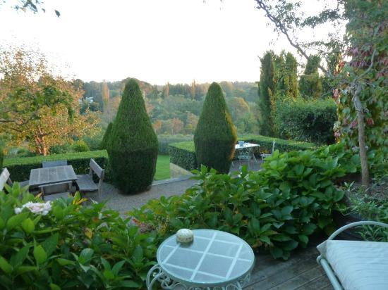 Ashrowan Bed & Breakfast: View from the terrace