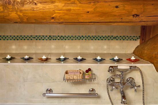 Hotel Livigno: bagno Suite Nr 23
