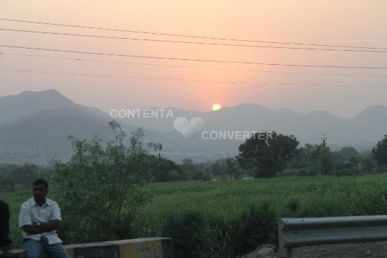 Amara Homestay, Dandeli: Shant Sandhya Kal