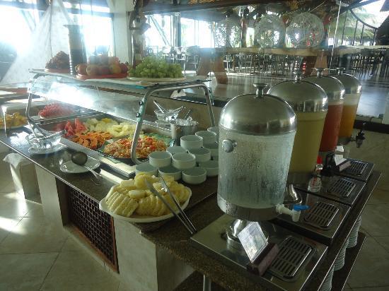 Serrambi Resort: café da manhã