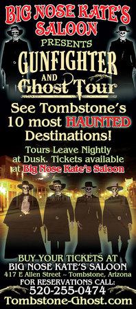 Ghost & Vampire Tours