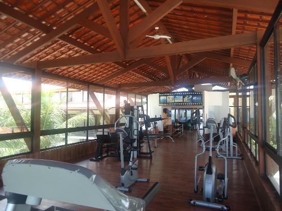 Serrambi Resort: academia