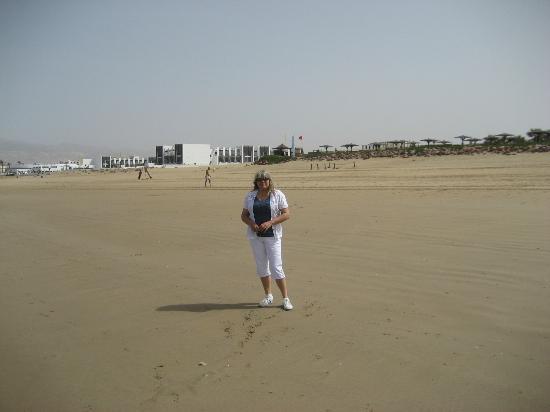 Sofitel Agadir Thalassa Sea & Spa: plage