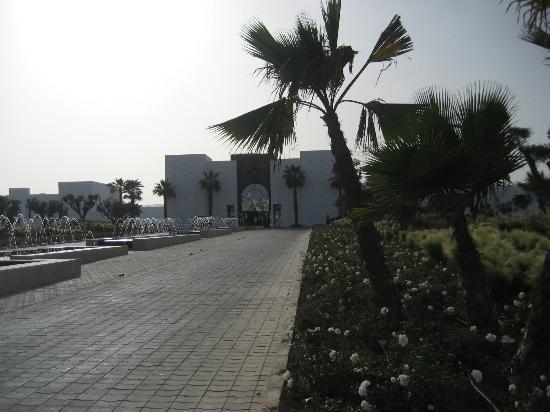 Sofitel Agadir Thalassa Sea & Spa: entré principale