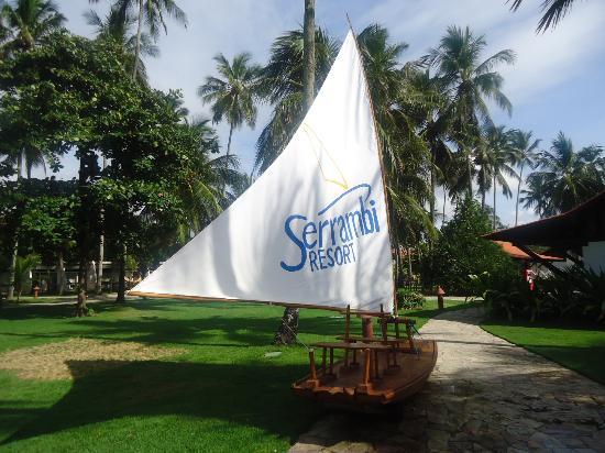 Serrambi Resort: jardins