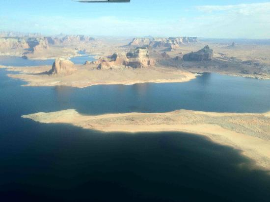 Westwind Air Service: Lake Powell 1