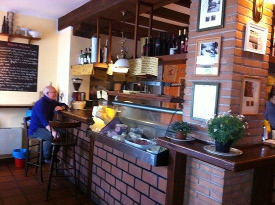 Μαργκέρα, Ιταλία: bar- cicchetteria