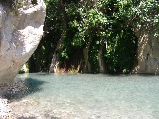 Hotel Beydagi Konak: Goynuk Kanyon - not far from the hotel
