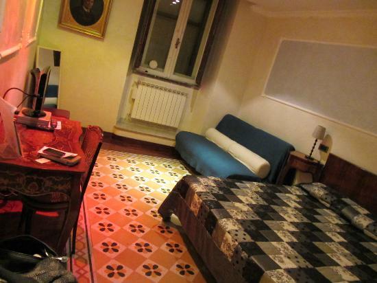 B&B Palazzo del Duca : 部屋