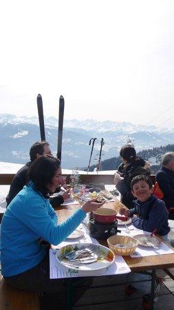 La Buvette de l'Alpage de Pepinet