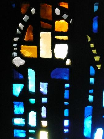 Grace Cathedral: Fenster der Kathedrale