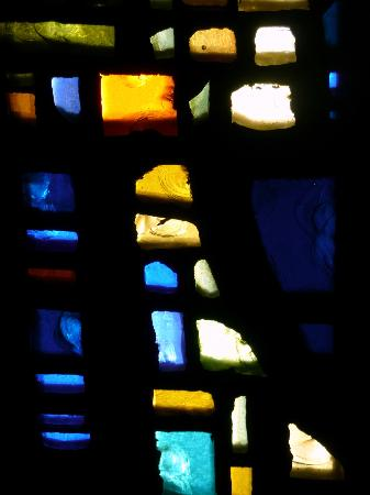 Grace Cathedral: Fenster