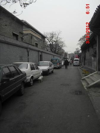 Red Lantern House: Zhengjue's alley