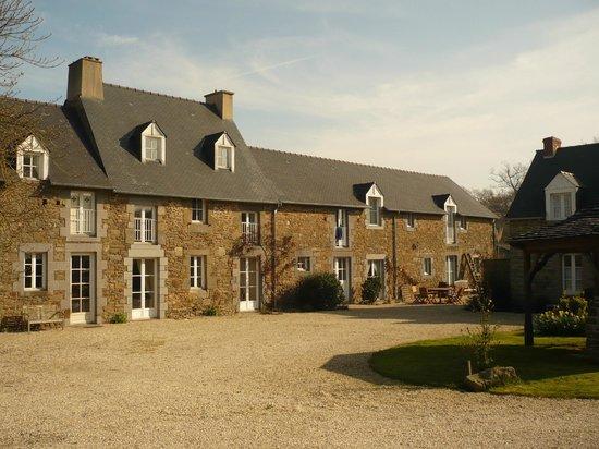 Miniac-Morvan, France : Logis de la Maison Neuve