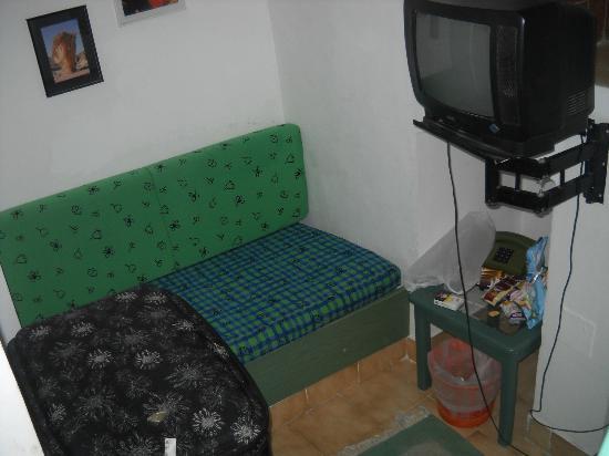Kanabesh Hotel Naama Bay: Room