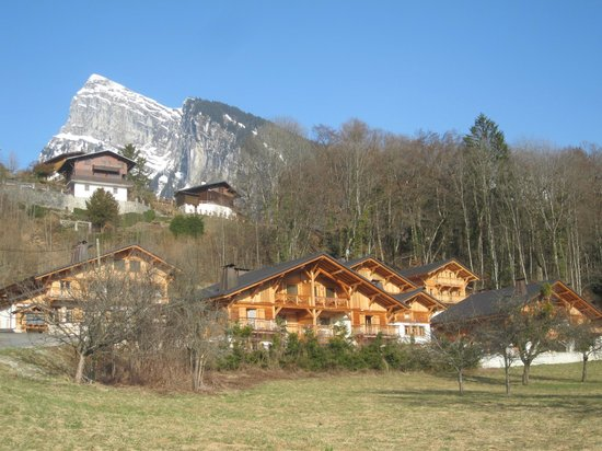 Absolute Alpine : The chalets