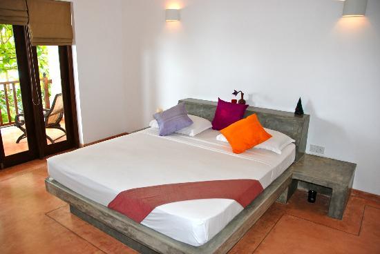 Kingfisher Hotel : chambre