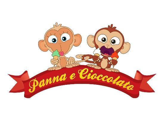 Panna e Cioccolato: logo