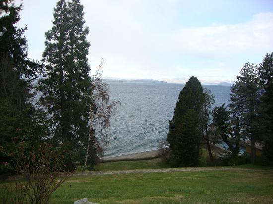 La Cascada Hotel: vistas