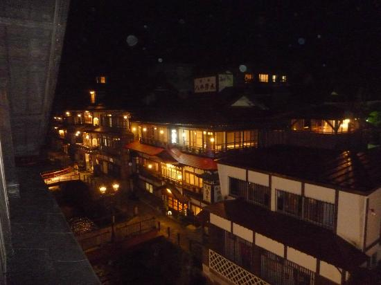 Kosekiya Annex: 部屋からの眺め 夜