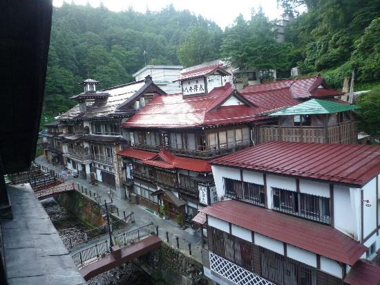 Kosekiya Annex: 部屋からの眺め 朝