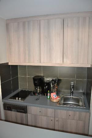 Adagio Berlin Kurfurstendamm: kitchen