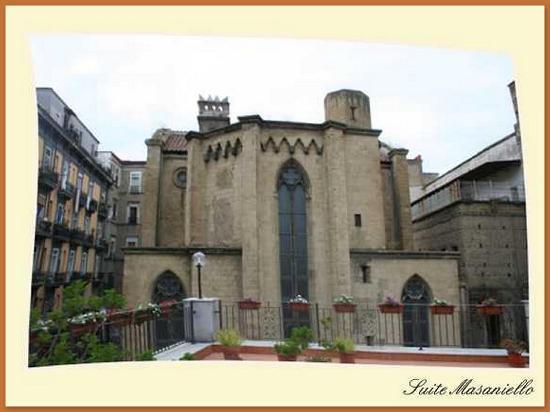 The Story of Naples: TERRAZZO
