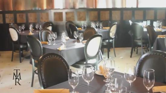 The Milias Restaurant: Dining Room