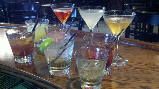 The Milias Restaurant: Classic Cocktails