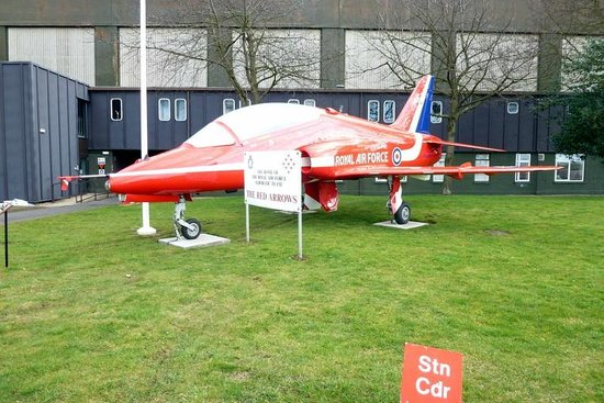 Royal Air Force Scampton Museum Photo