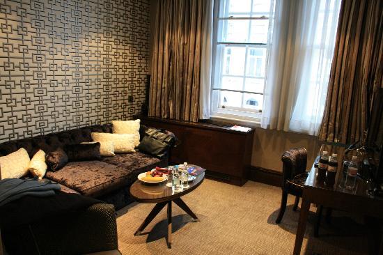 Courthouse Hotel: Gemütlich und schön