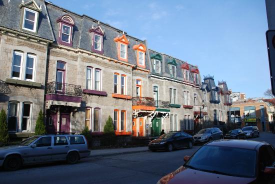 Plateau Mont-Royal : Plateau homes