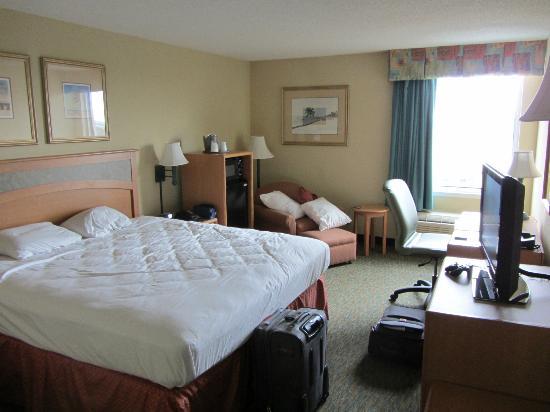 Hampton Inn Ft. Lauderdale West / Pembroke Pines: Zimmer