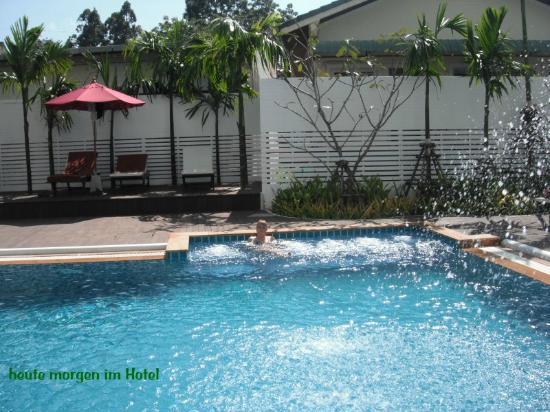 Dee Andaman Hotel: im November 2011 im Dee Andaman