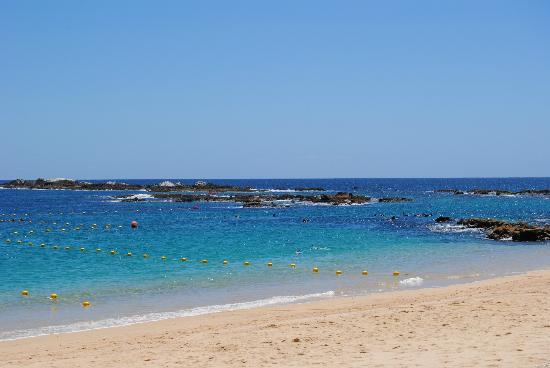 Chileno Beach: Beach